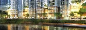 KL Eco City Retail Podium