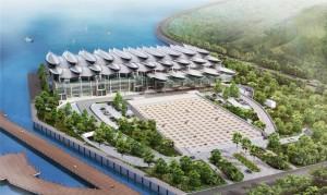 Sabah International Convertion Center (SICC) @ Kota Kinabalu, Sabah